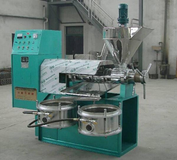 榨油机中生榨和熟榨两种设备的特点是什么?
