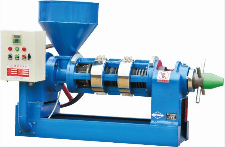成都电加热螺旋榨油机