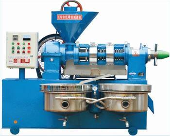 成都自动温控真空过滤组合榨油机