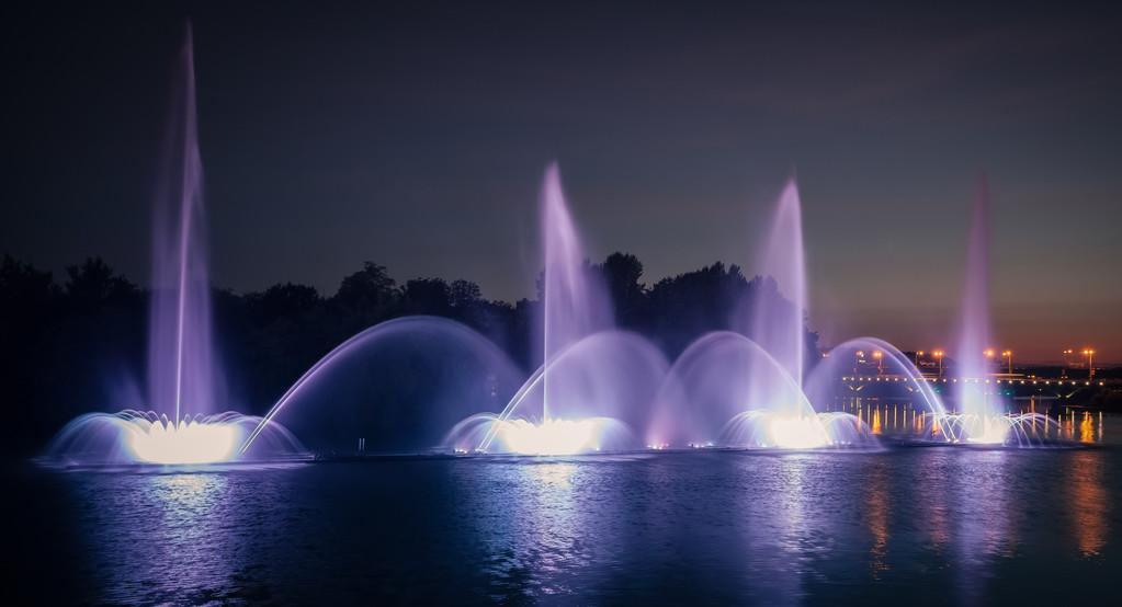 干货分享:搭建水景喷泉的七个诀窍