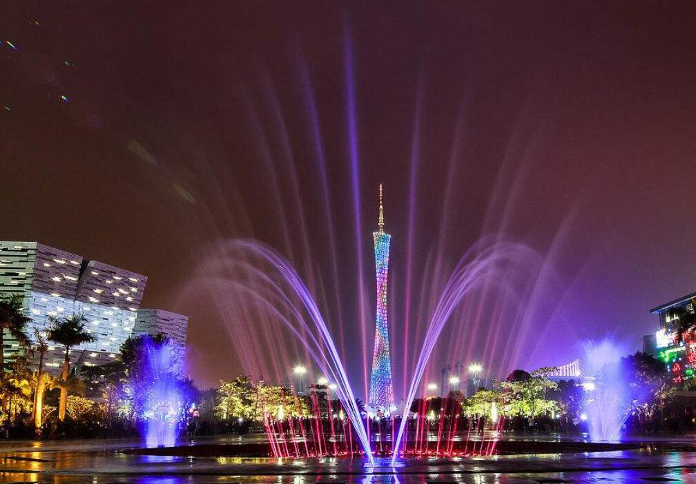 四川喷泉水景