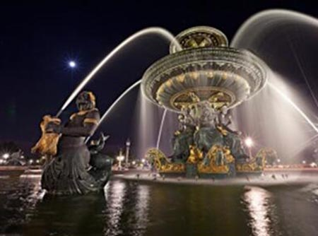 成都喷泉设备