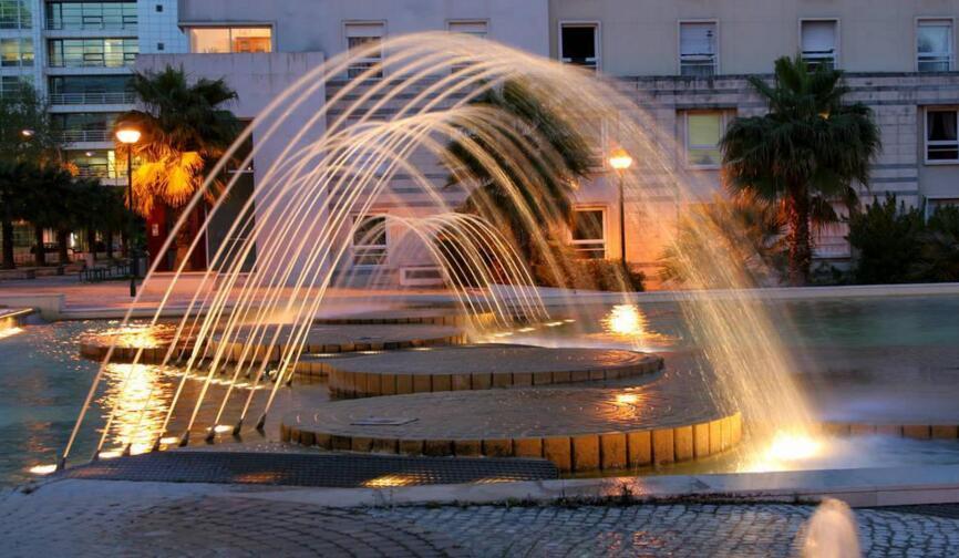 喷泉安装公司