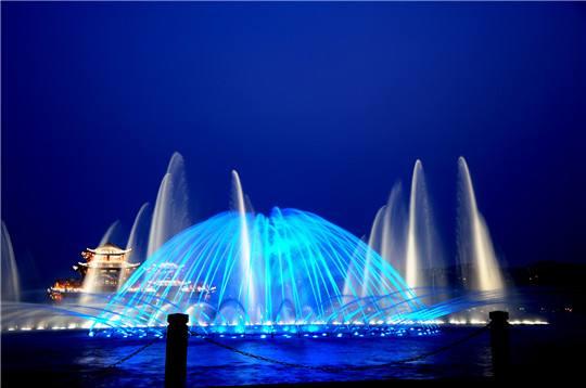 四川喷泉的来历介绍