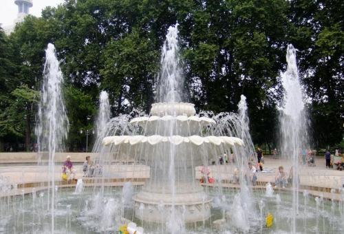 四川喷泉的用途和原理介绍