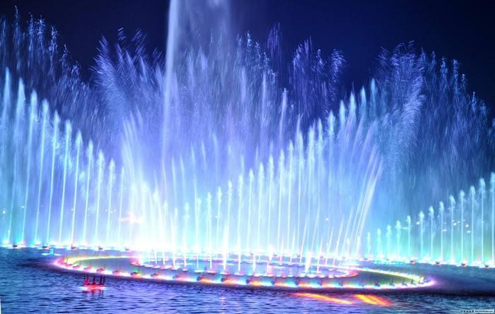 喷泉工程、广场喷泉的日常维护都需要做什么?