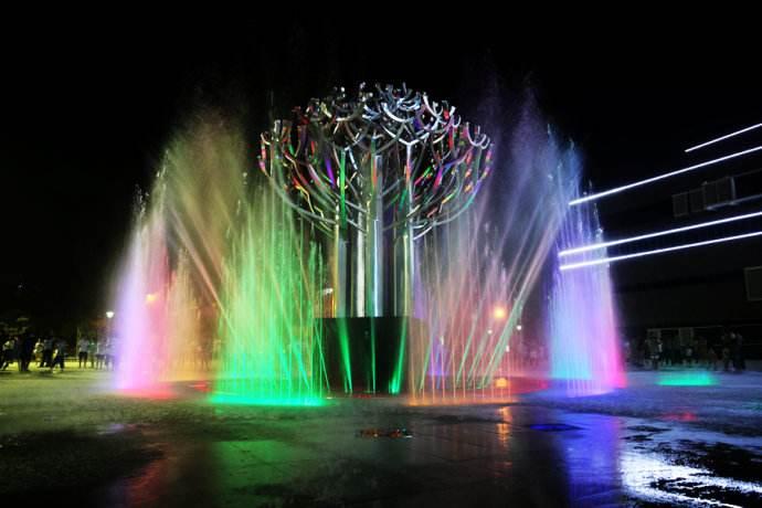 喷泉的来历