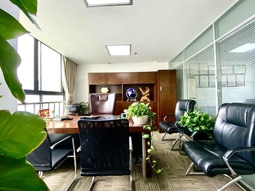 鑫博雅园林景观总经理办公室