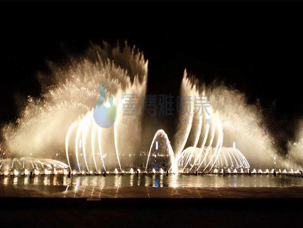 四川摇摆喷泉