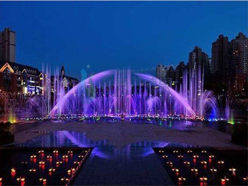 四川喷泉工程