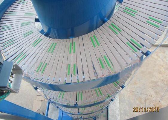螺旋塔式输送机