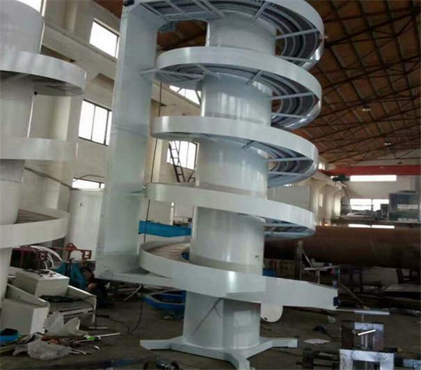 陕西螺旋塔式输送机