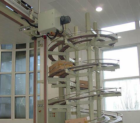 西安螺旋塔式输送机