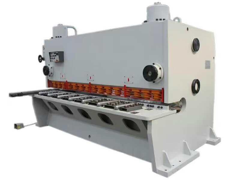 陕西液压数控闸式剪板机