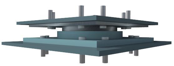 球型钢支座工程案例