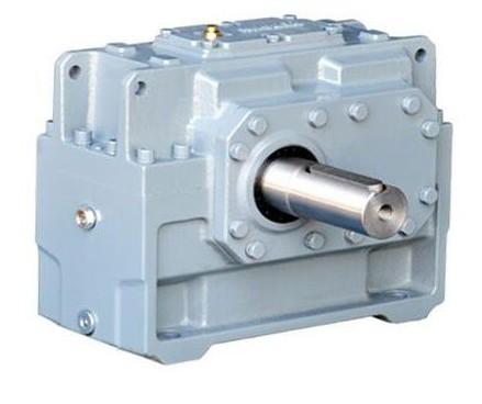 HB系列工业重斜齿轮锥齿轮减速机
