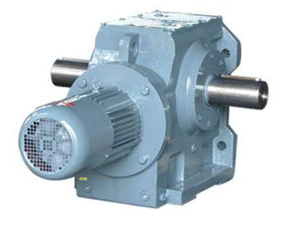 内蒙古减速机 S77 / SA77 / SF77 / SAF77 / ...斜齿轮蜗轮减速机(不带电机)