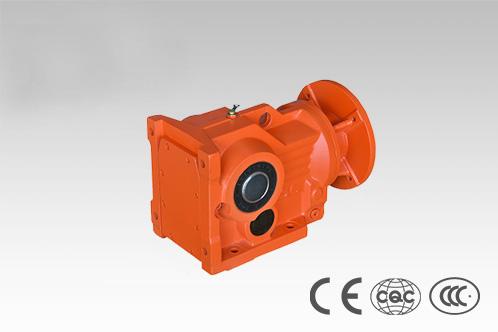 KC系列斜齿-伞齿轮减速机