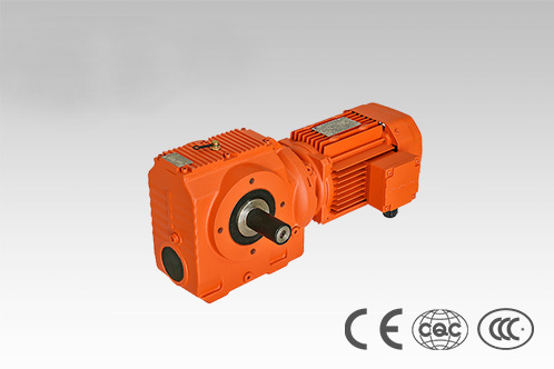 SC系列斜齿-蜗轮减速机