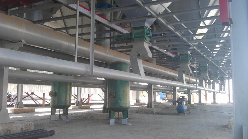 一起来看看陕西环保设备厂讲解的电弧炉连续装料控制技术吧