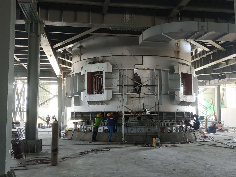 陕西工业硅炉厂家
