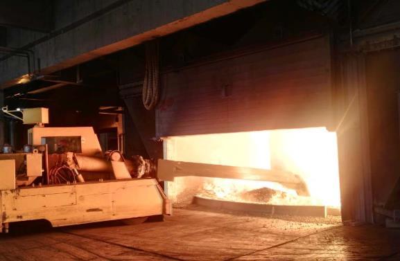 陕西矿热炉厂家