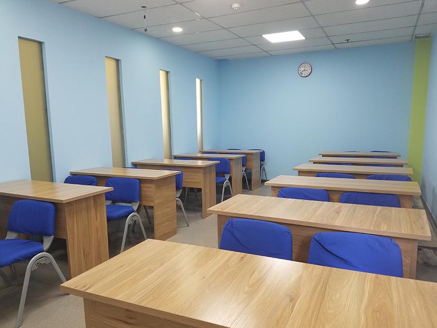 日语培训教室