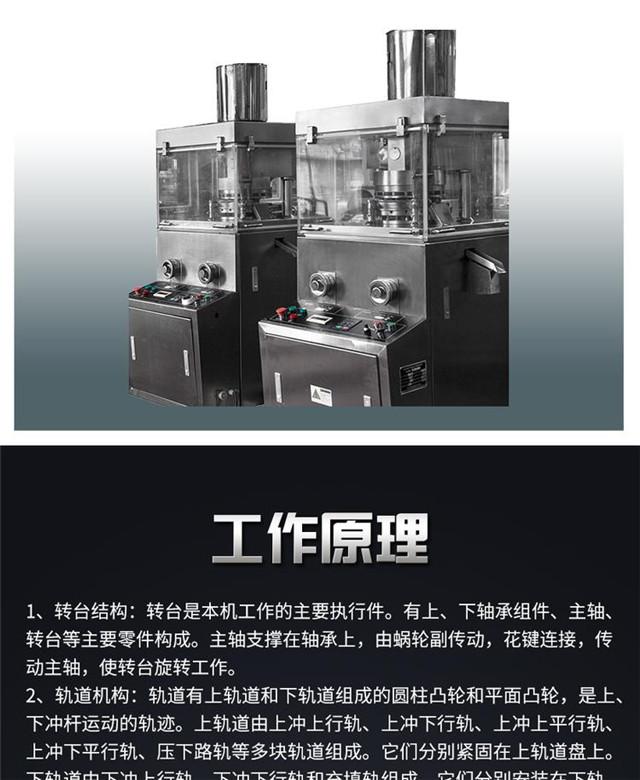 四川智能型旋转式压片机批发厂家