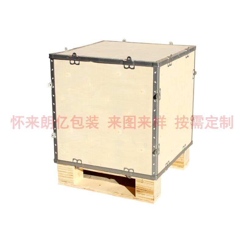 张家口木质钢边箱