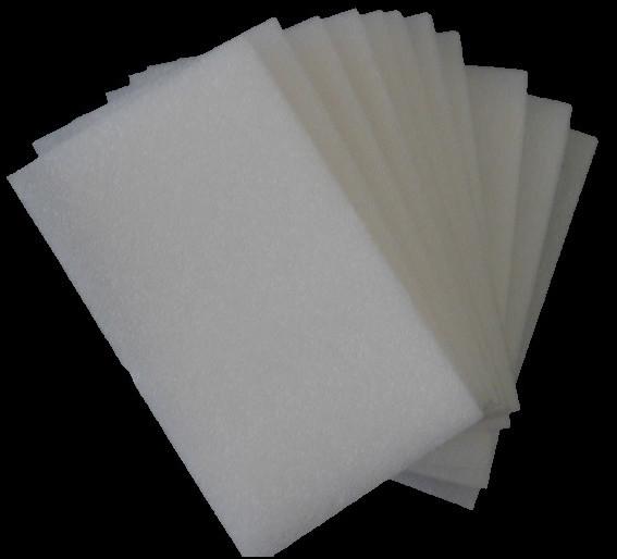 珍珠棉的抗撕裂及拉伸性能怎么样?