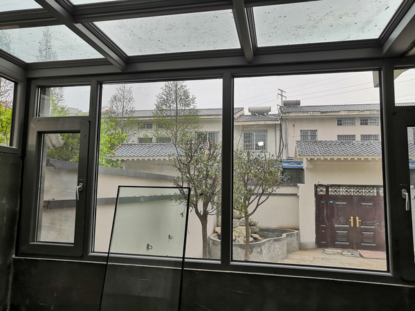 河南断桥铝窗安装