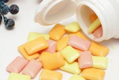 胶姆糖助剂