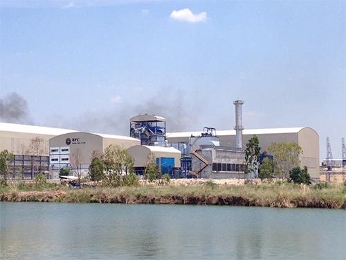 四川高温风机设计成功案例:泰国TTG项目