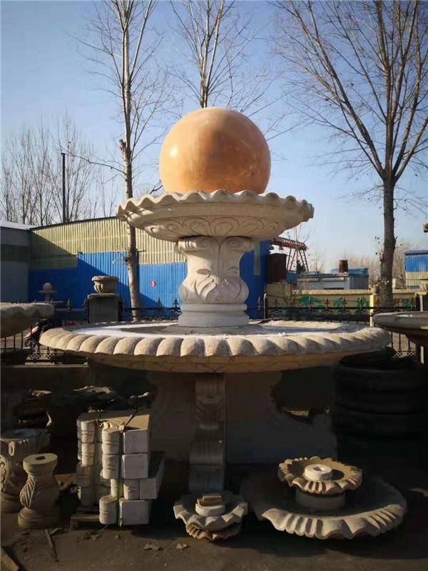 西安喷泉雕塑