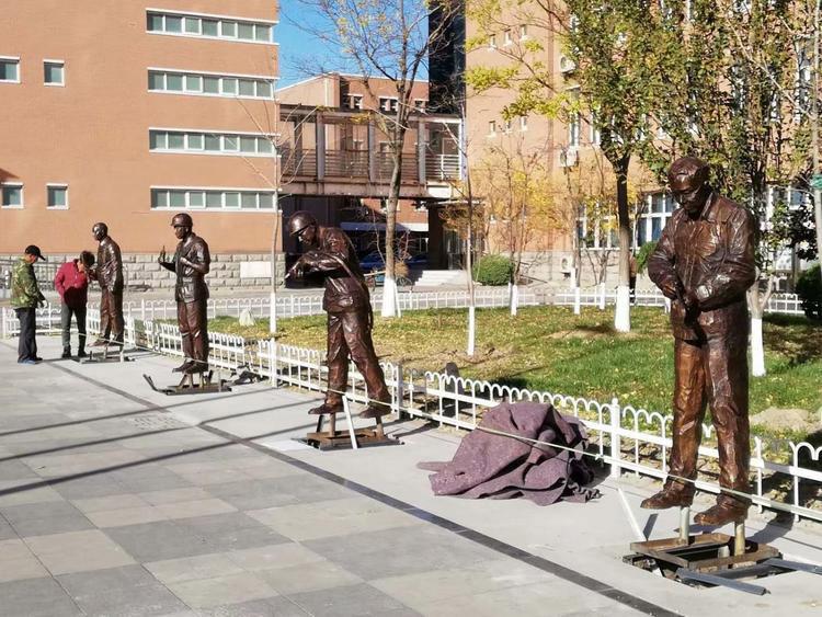 陕西西安铸铜雕塑价格