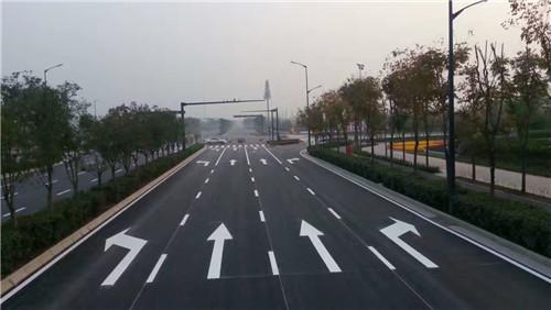 西安23個路口標誌標線升級,通行效率提升20%以上