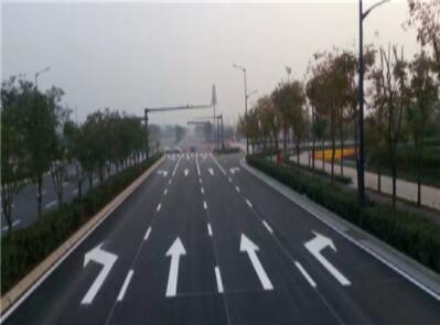 陝西道路交通設施