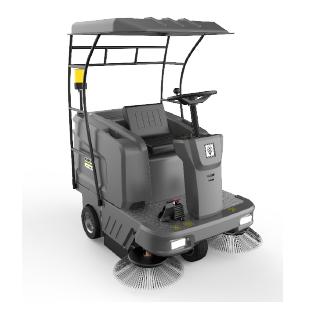 KM 130/130驾驶式扫地车