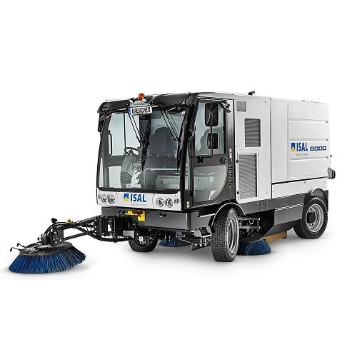 ISAL 6000专业级城市清扫车