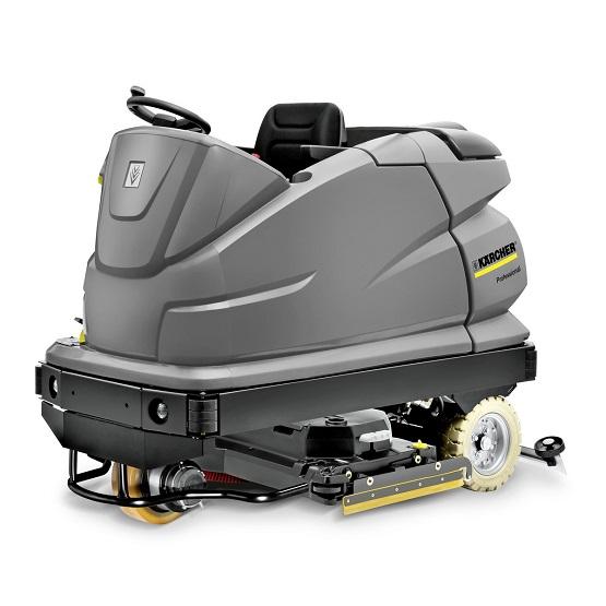 B 250 R 洗地吸干机