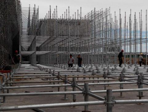 中铁六局朔州恢河桥项目