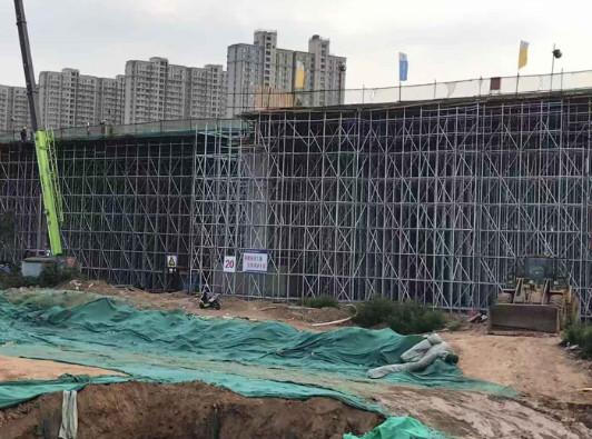 洛阳市北环路与洛吉快速互通立交工程中交第四公路工程局