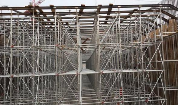 中铁六局新店街建设工程三标段