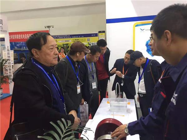 公司参加十七届北京煤炭装备展会剪影