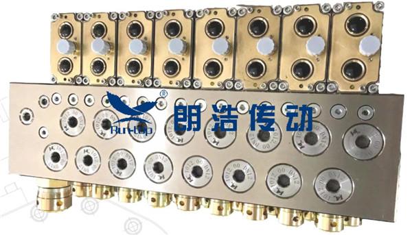 西安电液控制阀
