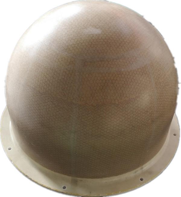 西安玻璃钢天线罩