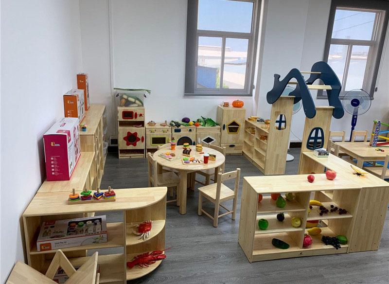 幼儿园用品案例
