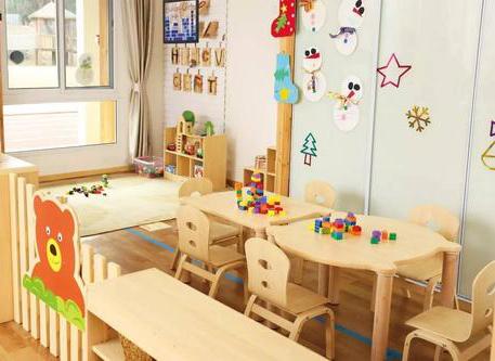 幼儿园桌椅案例