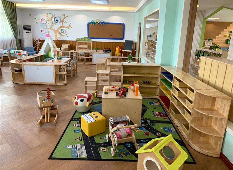 幼儿园家具案例