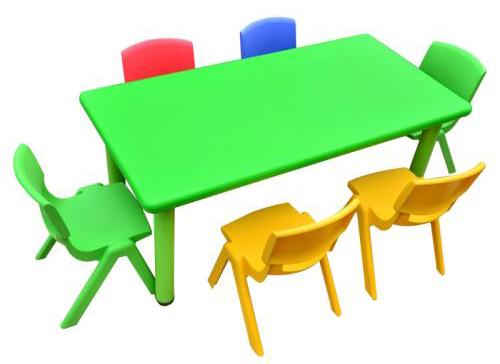 成都幼儿园桌椅批发